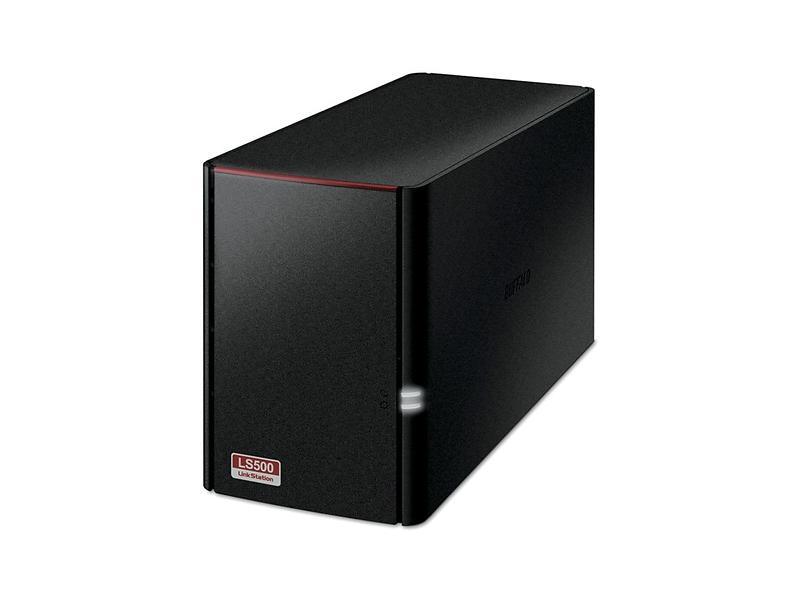 Buffalo LinkStation 520 LS520D 8TB