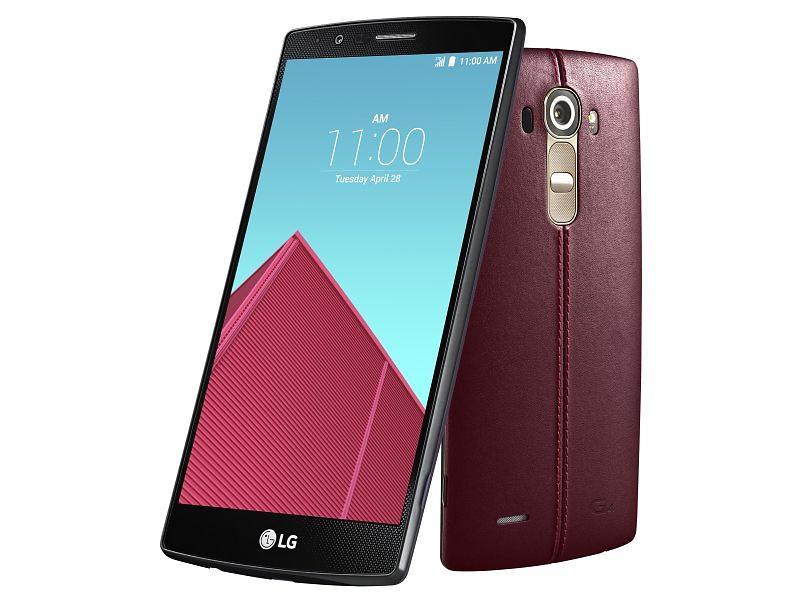 lg g4 h818n leather au meilleur prix comparez les offres de t l phone portable sur led nicheur. Black Bedroom Furniture Sets. Home Design Ideas