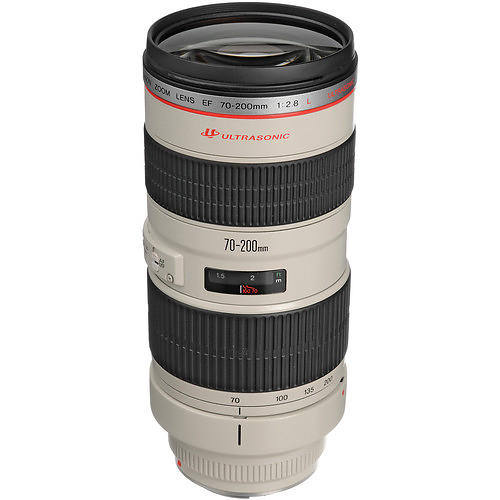 Canon EF 70-200/2,8 L IS USM
