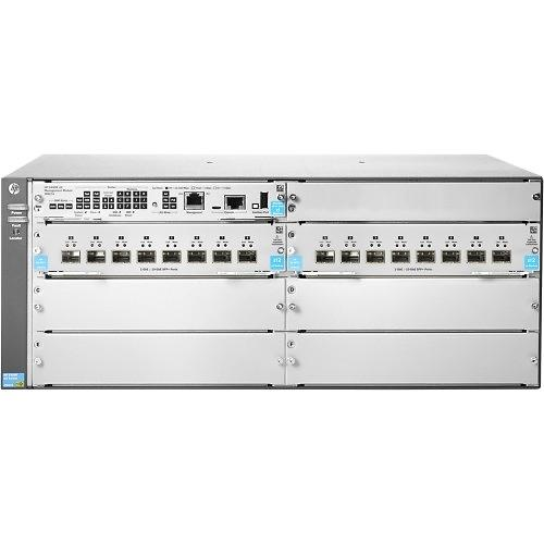 HP 5406R 16-port SFP+ (No PSU) v3 zl2 (JL095A)