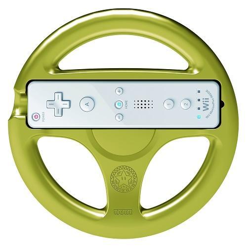 Hori Mario Kart 8 Racing Wheel - Link Edition (Wii U)