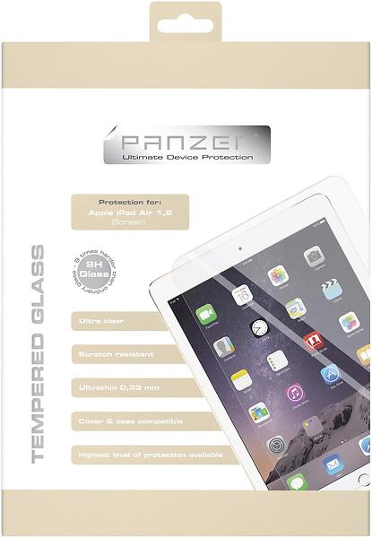 Panzer Tempered Glass Screen Protector for iPad Air/Air 2