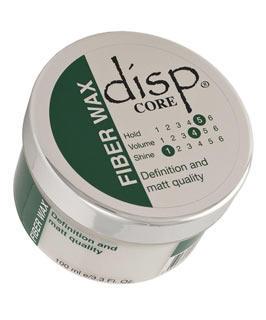 disp core fiber wax