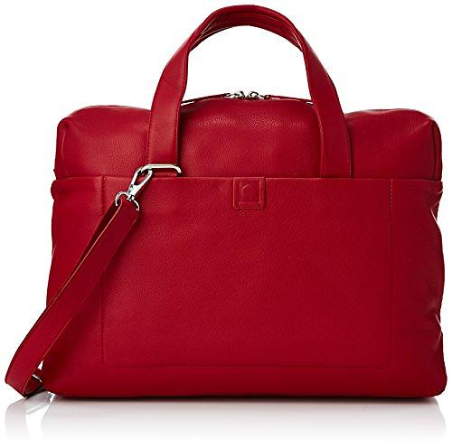 Delsey Pernety 1-Cpt Horizontal Satchel 15.6""