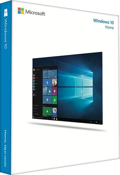 Bild på Microsoft Windows 10 Home Sve från Prisjakt.nu