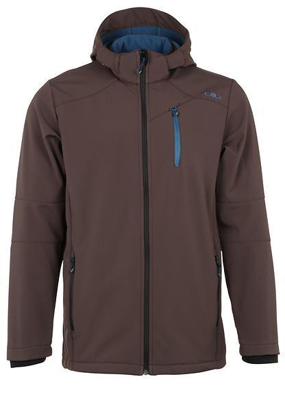 CMP Softshell Jacket Zip Hood 3A40537N (Uomo)