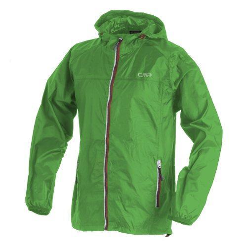 CMP Rain Jacket Fix Hood 3X57627 (Uomo)