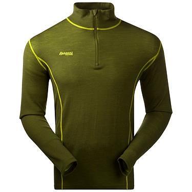 Bergans Akeleie LS Shirt Half Zip (Uomo)