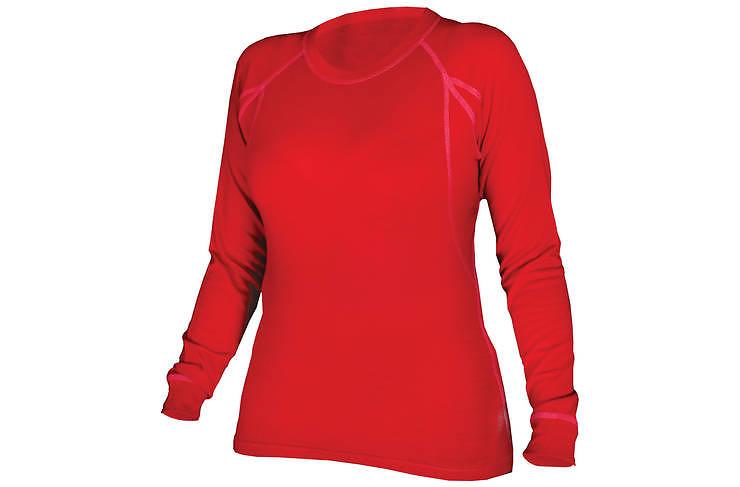 Endura BaaBaa Merino LS Shirt (Donna)