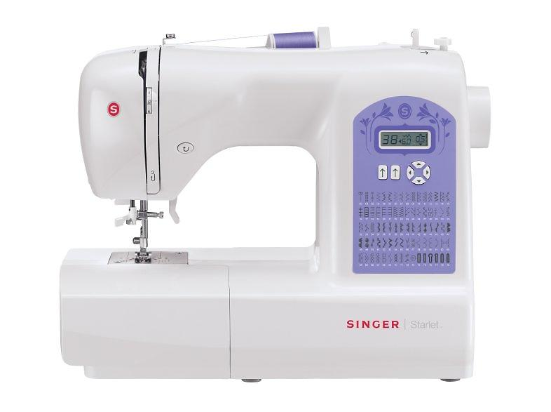 best deals on singer starlet 6680 sewing machine compare prices on pricespy. Black Bedroom Furniture Sets. Home Design Ideas