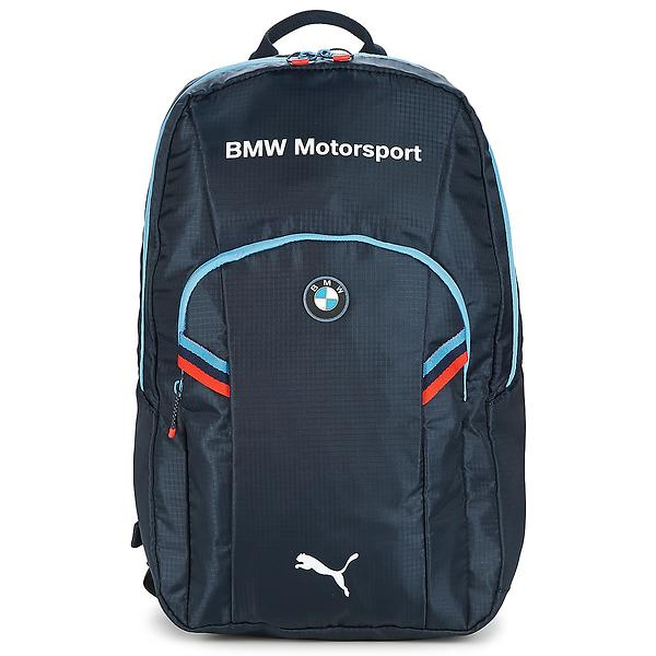 best deals on puma bmw motorsport backpack 071564. Black Bedroom Furniture Sets. Home Design Ideas