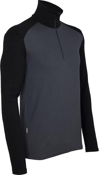 Icebreaker Tech Top LS Shirt Half Zip (Uomo)