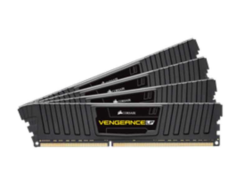 Corsair Vengeance LP Black DDR3L 1600MHz 4GB (CML4GX3M1C1600C9)