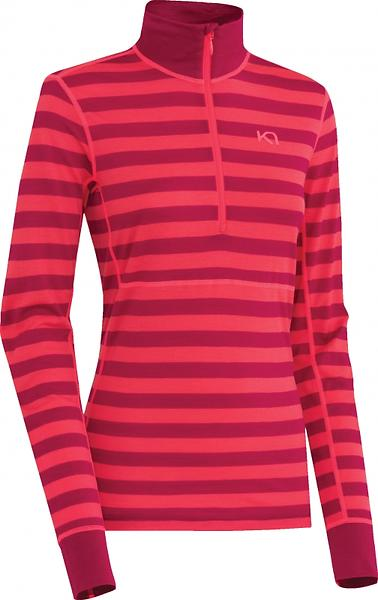 Kari Traa Ulla LS Shirt Half Zip (Donna)
