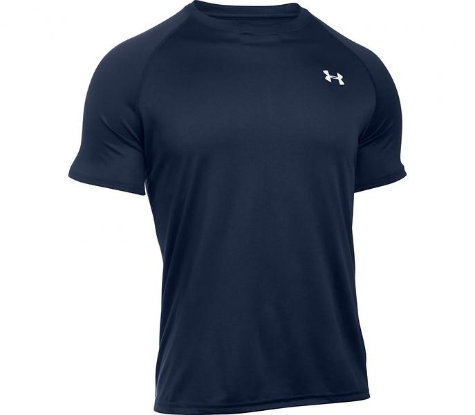 Under Armour HeatGear Printed SS Compression Shirt (Uomo)