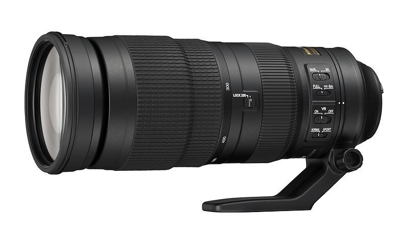 Nikon Nikkor AF-S 200-500/5,6 E ED VR