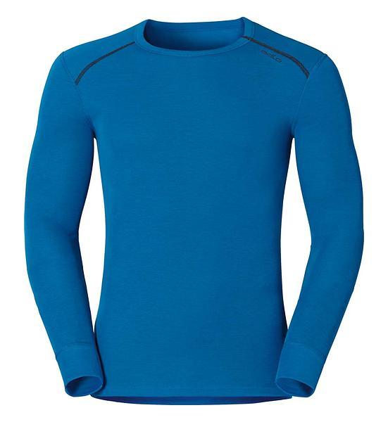 Odlo Originals Warm LS Shirt Crew Neck (Uomo)