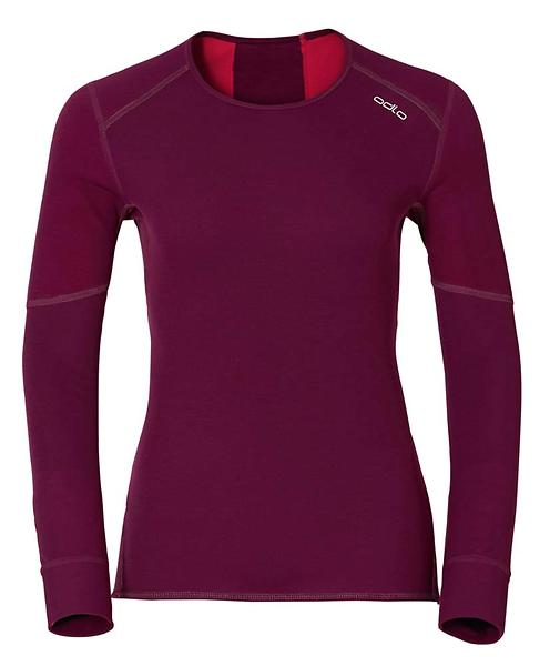 Odlo X-Warm LS Shirt Crew Neck (Donna)