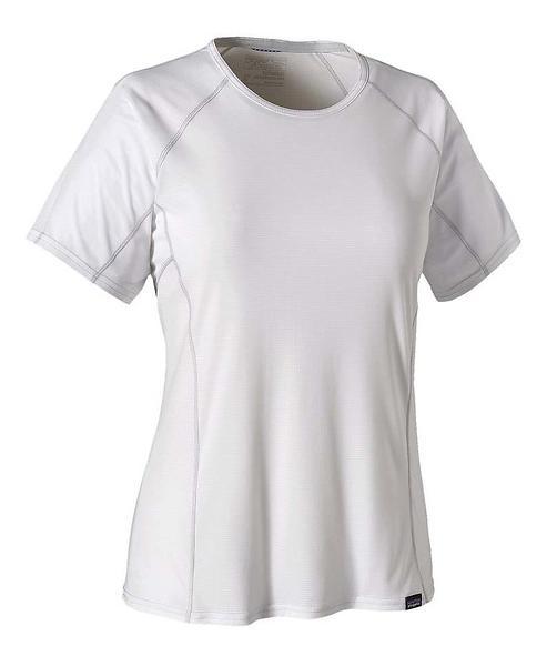 Patagonia Capilene Lightweight SS Shirt Donna