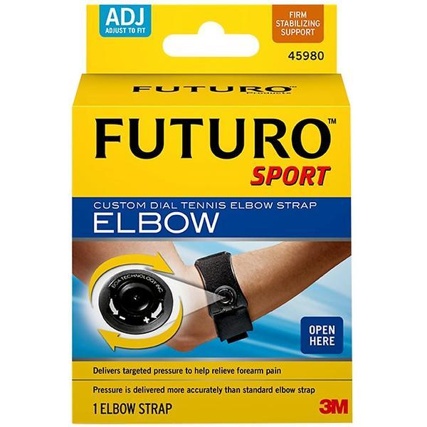 Best Deals On Futuro Sport Custom Dial Tennis Elbow Strap