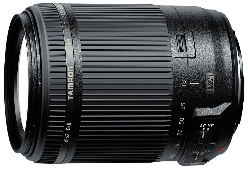 Tamron AF 18-200/3,5-6,3 Di II VC for Canon