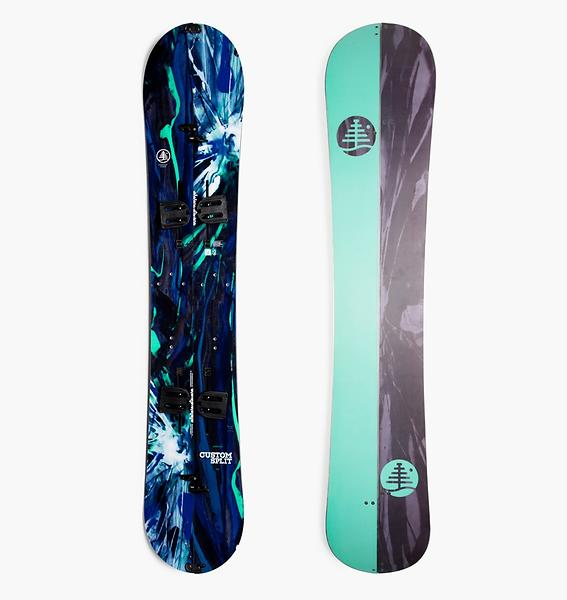 Best deals on Burton Custom Splitboard 15/16 Snowboard ...