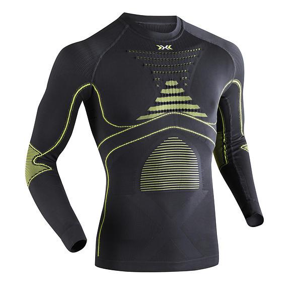 X-Bionic Energy Accumulator Evo LS Shirt Round Neck (Uomo)