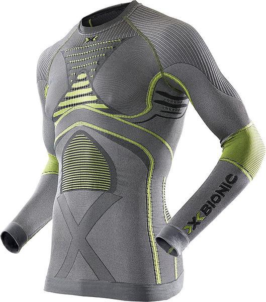 X-Bionic Radiactor Evo LS Shirt Round Neck (Uomo)