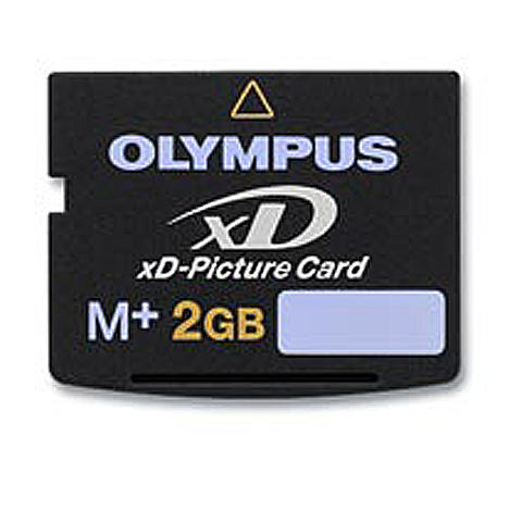 Olympus xD-Picture Type M+ 2GB