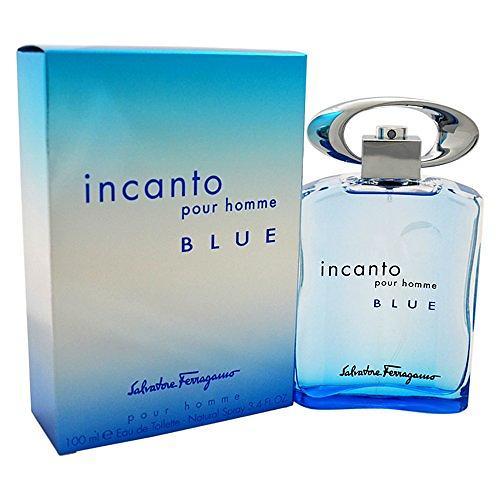 Salvatore Ferragamo Incanto Blue edt 100ml