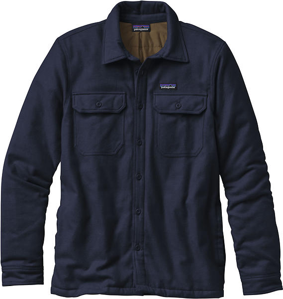 Patagonia Insulated Fjord Flannel Jacket (Uomo)
