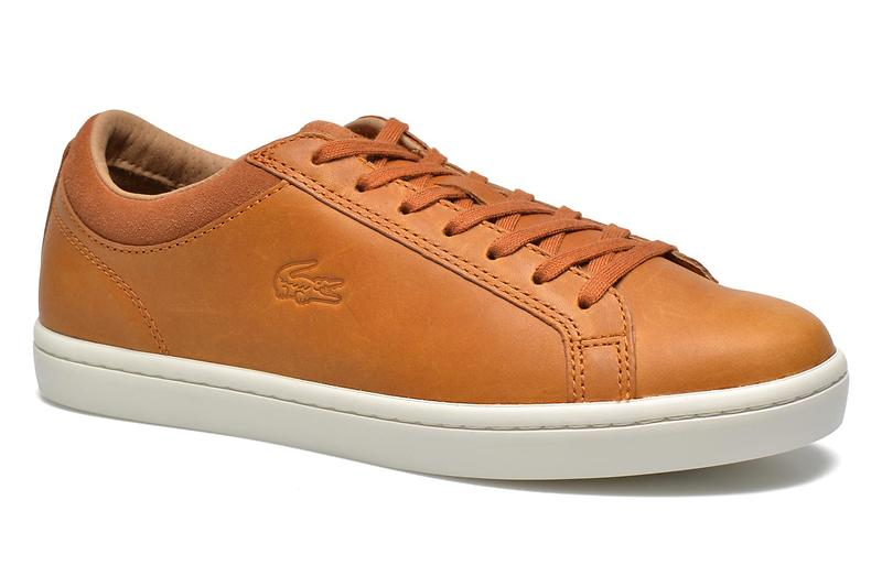 Lacoste Straightset Leather (Donna)