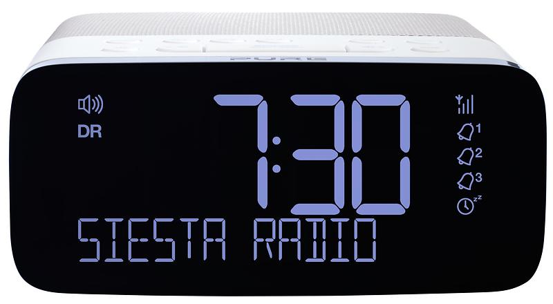 best deals on pure digital siesta rise radio compare prices on pricespy. Black Bedroom Furniture Sets. Home Design Ideas