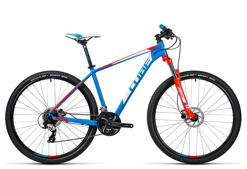 """Best deals on Cube Bikes Aim Pro 29"""" 2016 Bicycle - Compare prices on PriceSpy"""