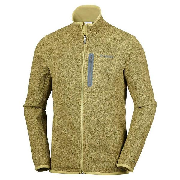 Columbia Altitude Aspect Full Zip Fleece Jacket (Uomo)