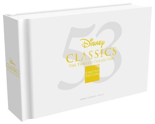 Bild på Disney Classics: The Timeless Collection - Limited Edition från Prisjakt.nu