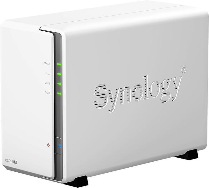 Bild på Synology DiskStation DS216se från Prisjakt.nu