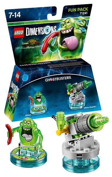 LEGO Dimensions 71241 Slimer Fun Pack