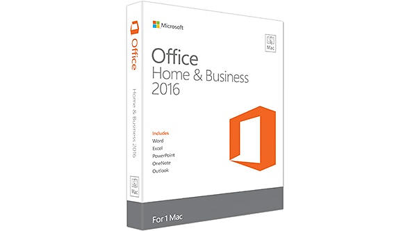 Bild på Microsoft Office Home & Business 2016 for Mac MUI (ESD) från Prisjakt.nu