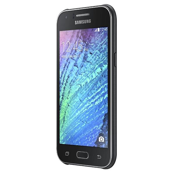 samsung galaxy j1 duos sm j100h au meilleur prix comparez les offres de t l phone portable sur. Black Bedroom Furniture Sets. Home Design Ideas