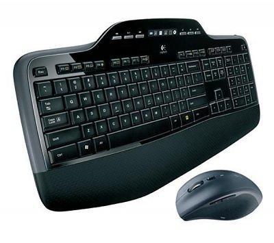 Logitech Wireless Desktop MK710 (IT)