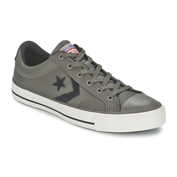 Converse Star Player Leather Low (Unisex)