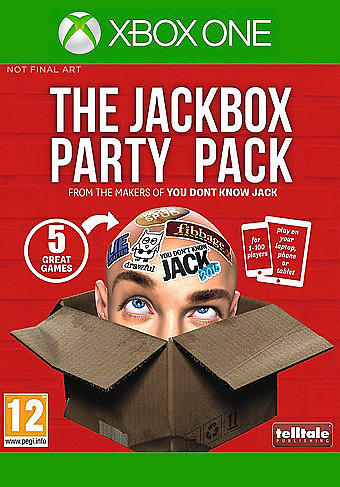 Best deals on The Jackbox Party Pack Xbox One Game ...