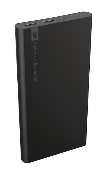 gp batteries powerbank voyage 10000 fp10m au meilleur prix comparez les offres de batterie. Black Bedroom Furniture Sets. Home Design Ideas