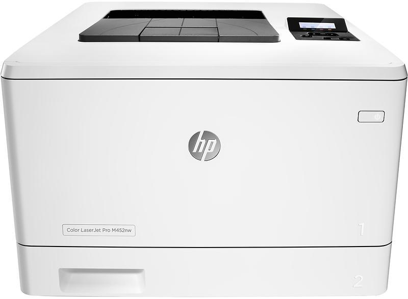 HP Color LaserJet Pro 400 M452dn