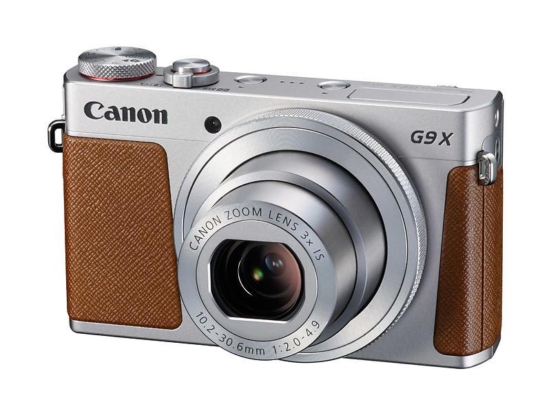 Bild på Canon PowerShot G9 X från Prisjakt.nu