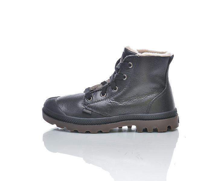 Palladium Pampa Hi Leather (Unisex)