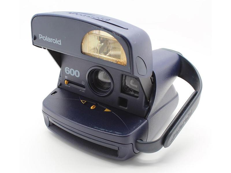 Impossible Polaroid 600 Round
