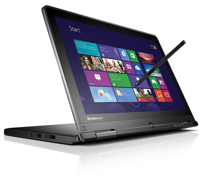 lenovo thinkpad yoga 12 20dl0014fr au meilleur prix comparez les offres de ordinateur portable. Black Bedroom Furniture Sets. Home Design Ideas