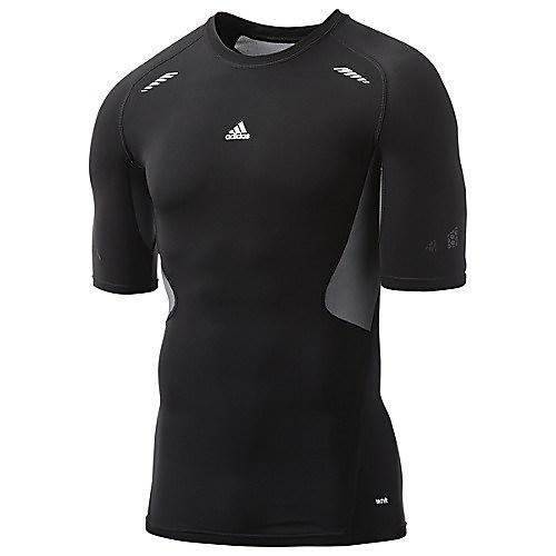 Adidas TechFit Preparation Compression SS Shirt (Uomo)